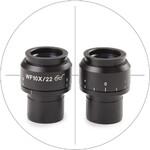 Euromex Mikrometerokular NZ.6210-C, 10x/23 mm SWF, Fadenkreuz (Nexius Evo)