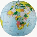 Replogle Inflatable Globe political ca. 70cm