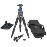 Novoflex Carbon tripod TrioPod Travelset with ClassicBall 2