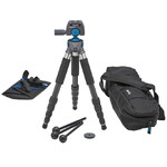 Novoflex Treppiede Carbonio TrioPod Travelset with MagicBall Mini