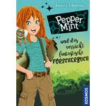 Kosmos Verlag Pepper Mint Das verrückt fantastische Forscherbuch