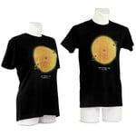 Omegon T-Shirt Camiseta del tránsito de Mercurio de en talla 3XL