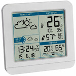 TFA Weather Station Sky white