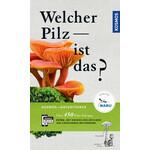 Kosmos Verlag Buch Welcher Pilz ist das?