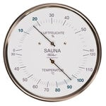 Fischer Weerstation Sauna-Thermohygrometer 130 mm