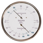 Fischer Weerstation Sauna-Thermohygrometer 160 mm