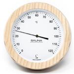 Fischer Estación meteorológica LUFFT Sauna-Thermometer