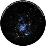 Omegon Dia für das Star Theater Pro mit Motiv Protocluster