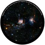 Omegon Wkładka do planetarium domowego Star Theater Pro z mgławicą M78