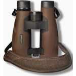 DDoptics Binoculars Pirschler 8x56 Gen.3 brown Loden cloth/ Leather
