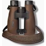 DDoptics Lornetka Pirschler 8x56 Gen.3 brown Loden cloth/ Leather