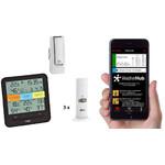 TFA Draadloos weerstation WeatherHub Starter-Set with wireless thermo and hygro meter