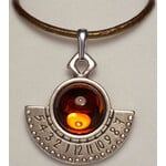 Ragalaxys Necklace Hypatia Sundial Topaz