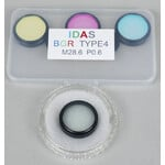 IDAS Filters Type 4 BGR+L 1,25""