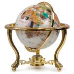 Pretty Decor Globe Indira 22cm ivory