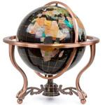 Pretty Decor Globe Indira 33cm black