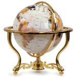 Pretty Decor Globe Indira 33cm ivory