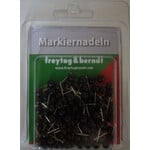 freytag & berndt Pins black 100 pieces