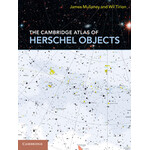 Livre Cambridge University Press The Cambridge Atlas of Herschel Objects