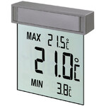 TFA Draadloos weerstation Digital Window Thermometer Vision
