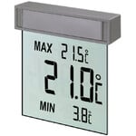 TFA Wireless weather station Digital Window Thermometer Vision