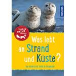 Kosmos Verlag Was lebt an Strand und Küste?