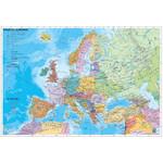 Stiefel Kontinent-Karte Europa politisch