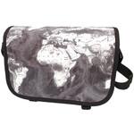 Stiefel Tasche Welt schwarz/weiß
