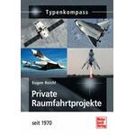 Motorbuch-Verlag Książka Private Raumfahrtprojekte - seit 1970
