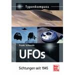 Motorbuch-Verlag Książka UFOs - Sichtungen seit 1945