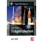 Motorbuch-Verlag Książka Trägerraketen seit 1957
