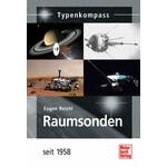 Motorbuch-Verlag Książka Raumsonden - seit 1958
