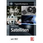 Motorbuch-Verlag Książka Satelliten - seit 1957