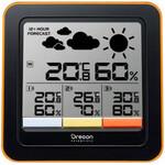 Oregon Scientific Funk Wetterstation 4-Zonen mit Schimmelwarner