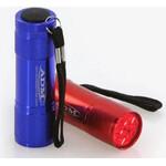 ADM LED-Rotlichtlampe blau