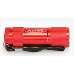 ADM Latarka astronomiczna LED-Rotlichtlampe rot