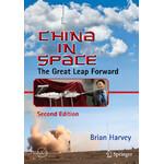 Livre Springer China in Space