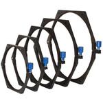 Orion Optics UK Tube clamps CNC 385mm