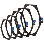 Orion Optics UK Tube clamps CNC 400mm