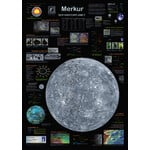 Planet Poster Editions Poster Merkur