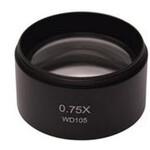 Optika objetivo ST-091 0.75x (w.d. 117mm) ST-091, 0.75x  SZ