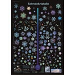 Planet Poster Editions Poster Schneekristalle