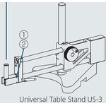 Nikon Stativo sbalzani US-3,  double arm Universal Stand, for C-FMAN or SM Focusing Mount