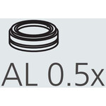 Nikon Objectief AL-305 Auxillary Objective 0,5x A.A. 181 mm