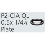 Nikon P2-CIA QL0.5X Lambda/4 plate
