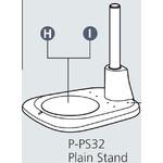 Nikon Colonna di sostegno P-PS32 Plain Base for incident light with pillar
