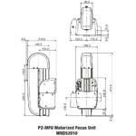 Nikon P2-MFU motorized Focus Unit