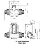 Nikon Porta testa P2-FMDN P2-FM
