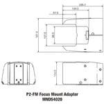 Nikon Porta testa P2-FM Focusing Mount Adapter