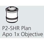 Nikon Objective P2-SHR Plan Apo 1x N.A. 0.15